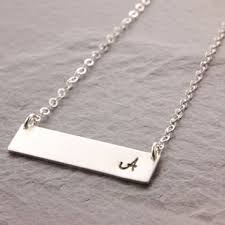 Necklace With Initials Shop Mother U0027s Day Necklace With Names On Wanelo
