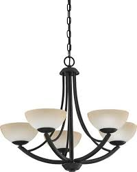 patriot lighting miner collection 25 tannery bronze amelia 5 light chandelier at menards kitchens