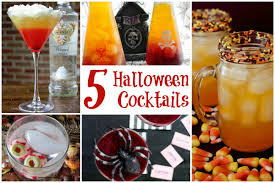 halloween drinks 5 halloween cocktails and mocktails drinks for everyone