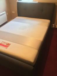 Bed With Frame And Mattress King Size Bed Frame And Mattress Condition King Size