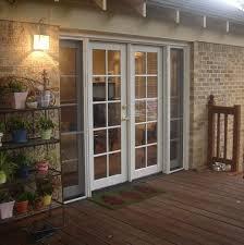 doors stunning wood french patio doors hinged patio doors wooden