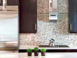 White Kitchen Backsplash Ideas Kitchen Glass Backsplash Ideas Pictures Tips From Hgtv 14009822