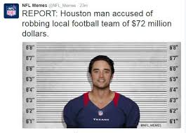 Texans Memes - harsh memes shred brock osweiler texans houston chronicle