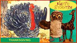 thanksgiving stories read aloud