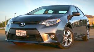 toyota arabalar 2014 toyota corolla review and road test youtube