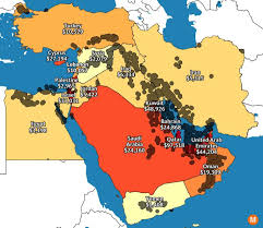 middle east map countries middle east map on what is geography what is and