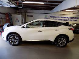 nissan murano cargo space 2016 used nissan murano murano sl tech pkg awd at automotive