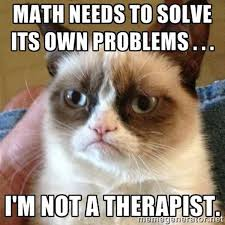 Meme Math Problem - 28 funny math memes we can all relate to sayingimages com