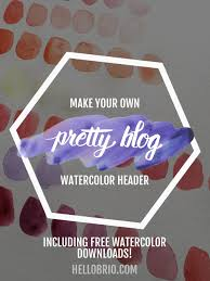 7 ways to use hand lettering in your blog design hello brio studio