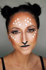 Halloween Makeup Pics by A Cute Last Minute Halloween Makeup Video U2013 Justine