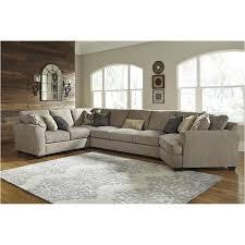 Ashley Raf Sofa Sectional 3910275 Ashley Furniture Pantomine Driftwood Raf Cuddler