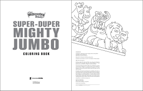 the beginner u0027s bible super duper mighty jumbo coloring book
