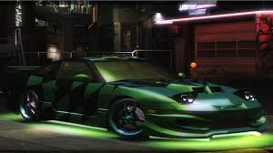 custom nissan 240z need for speed underground 2 nissan 240sx customize car