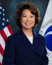 Us Cabinet Secretary Secretary Elaine L Chao Us Department Of Transportation
