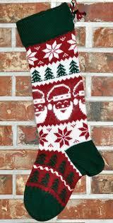 knit santa