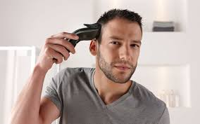 haircuts with hair clippers hairclipper series 5000 hair clipper hc5440 80 philips