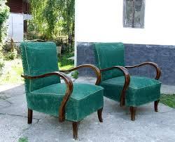 Art Deco Armchair 1920s Art Deco Armchairs Club Chairs