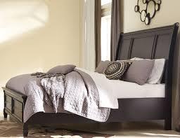 Greensburg Bedroom Furniture By Ashley Greensburg Storage Sleigh Bedroom Set From Ashley B671 Coleman