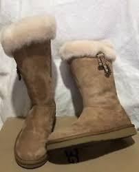 womens ugg australia brown plumdale charm boots nib ugg australia s plumdale charm boots us 5 chestnut ebay