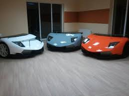 for the man who has everything a lamborghini desk bad car