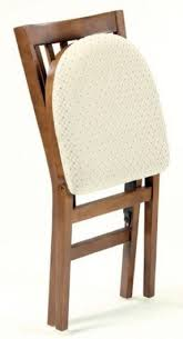 Folding Dining Chairs Padded Folding Dining Chairs Foter