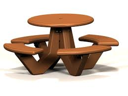 Concrete Patio Tables by Tables Patio Picnic And Ada Accessible Tables
