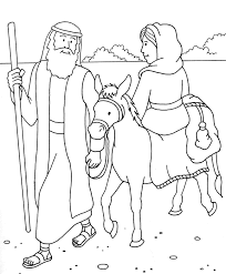 abraham and sarah coloring page coloring home