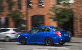 subaru wrx sti 2016 long term test review by car magazine 2018 subaru wrx in depth model review car and driver