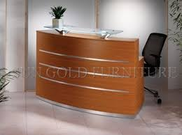 Wood Reception Desk by Office Supplies Wholesale Modern Curved Wood Reception Desk Sz