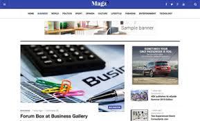 Joomla 3 2 Templates ja magz ii responsive joomla template for news and magazine