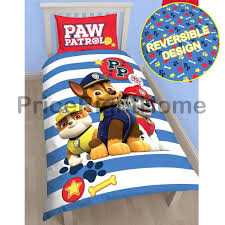 Wwe Bedding Character Single Duvet Cover Sets Boys Paw Patrol Marvel Thomas