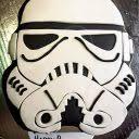 dazzling inspiration storm trooper cake and wonderful stormtrooper