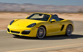 2013 porsche boxster information and photos zombiedrive