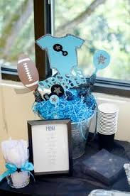 boy baby shower centerpieces for the tables don u0027t sweat the