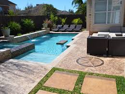 Lagoon Style Pool Designs by Custom Pools Houston Pool Builders Millennium Custom Pools
