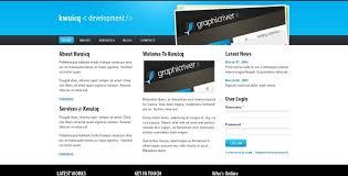 drupal themes latest kwuicq drupal 6 corporate blue theme by settysantu themeforest