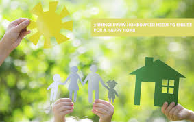 things every homeowner needs to ensure for a happy home bti