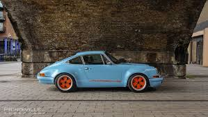 porsche 964 c2 retro works conversion with only 34k miles
