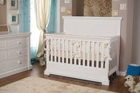 White Crib Convertible Silva Furniture Jackson Convertible Crib White N Cribs