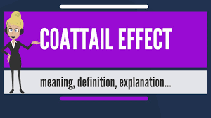 what is coattail effect what does coattail effect mean coattail