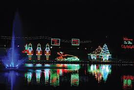 alexandria festival of lights natchitoches christmas festival of lights louisiana cookin