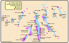 Wisconsin Wineries Map by 29 Awesome Map New York State Finger Lakes Region Afputra Com