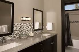 backsplash bathroom ideas bathroom vanity backsplash design ideas donchilei com