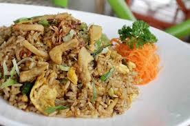 cara membuat nasi goreng untuk satu porsi nasi goreng premium bintang lima share via medsos
