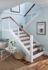 brosco crown heritage cable railing entryway pinterest