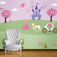 Best Kids Wall Mural Ideas Images On Pinterest Mural Ideas - Bedroom wall mural ideas