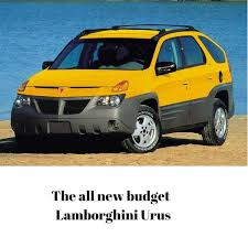 lamborghini minivan the all