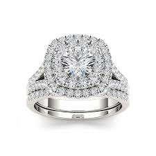 Best Wedding Rings by Best 25 Double Halo Engagement Ring Ideas On Pinterest Halo