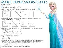 printable snowflake writing paper disney s frozen printables coloring pages and storybook app disney frozen how to make paper snowflakes printable