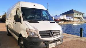 2016 mercedes benz sprinter test drive review